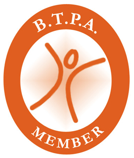BTPA Membership Badge